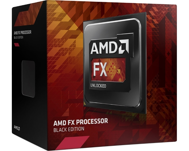 AMD FX-8320 8 cores 3.5GHz (4.0GHz) Black Edition Box