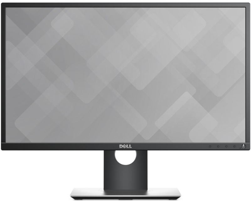 "DELL 23.8"" P2417H IPS LED Professional monitor"