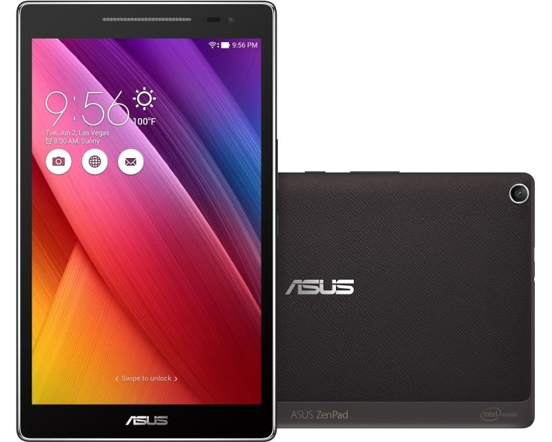 "ASUS ZenPad 8 Z380M-6A029A 8"" Quad Core 1.3GHz 2GB 16GB Android 5.0 Dark Gray"
