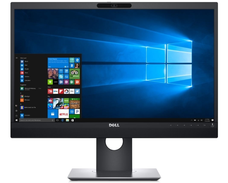 "DELL 23.8"" P2418HZ IPS LED Video Conferencing monitor"