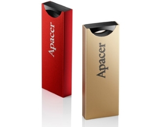 APACER 8GB AH133 USB 2.0 flash crveni