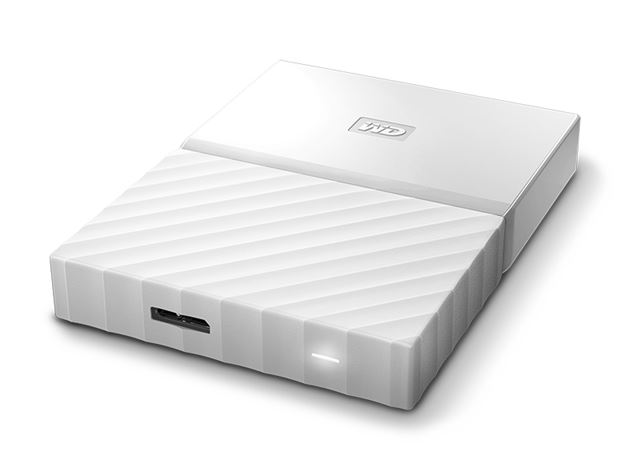 Externi hard Disk WD My Passport White 1TB